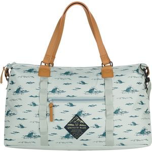 United by Blue Printed Trail Weekender 24L Carry-On Bag