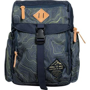 United by Blue Printed Bluff Utility Backpack