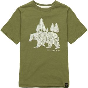 United by Blue Pine Bear Shirt - Kids'