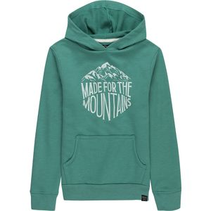 United by Blue Made For The Mountains Hoodie - Kids'