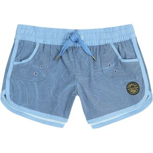 United by Blue Scallop Board Short - Girls'