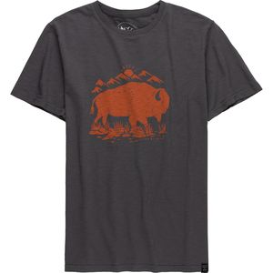 United by Blue Mountain Bison T-Shirt - Men's