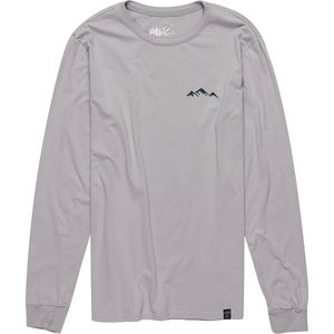 United by Blue Mountain Bison Long-Sleeve T-Shirt - Men's