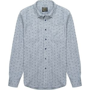 United by Blue Bison Print Long-Sleeve Shirt - Men's