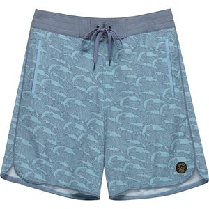 United by Blue Breakers Scallop Board Short - Men's
