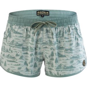 United by Blue Mountain Vista Board Short - Women's