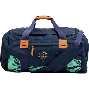 United by Blue Print Arc 55L Duffel Bag