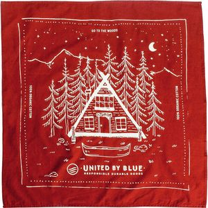 United by Blue Hideaway Bandana
