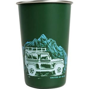 United by Blue Adventure Mobile 16oz Stainless Steel Tumbler