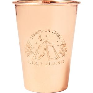 United by Blue No Place Like Home Copper Tumbler