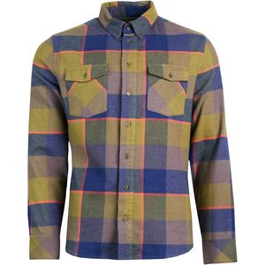 United by Blue Bridger Button Down Flannel Shirt - Men's