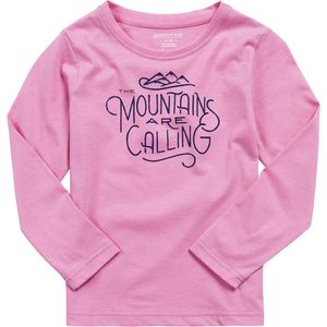 United by Blue Mountain's Are Calling Crew Top - Girls'