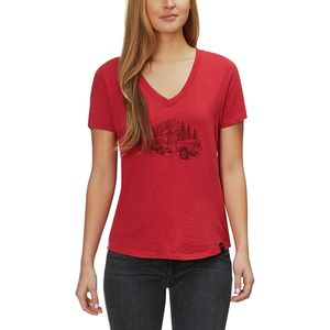 United by Blue Truck & Camper Short-Sleeve Top - Women's