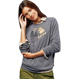 United by Blue Rise & Grind Crew Pullover Sweatshirt - Women's