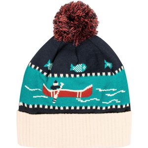 United by Blue Canoe Pom Beanie