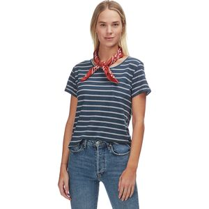 United by Blue Standard Striped Pocket T-Shirt - Women's