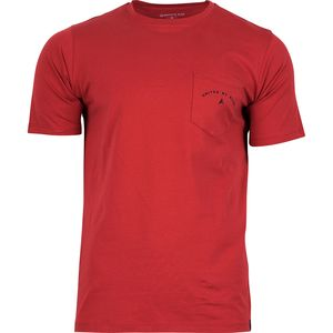 United by Blue Adventure Starts Here Pocket T-Shirt - Men's