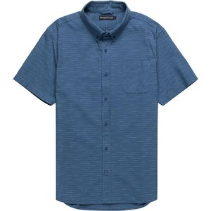 United by Blue Coastline Short-Sleeve Button Down Shirt - Men's