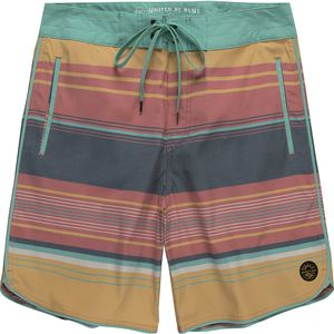 United by Blue Seabed Scallop Board Short - Men's
