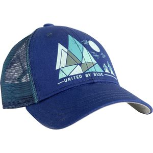 United by Blue Pyramid Mountain Trucker Hat - Kids'