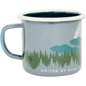 United by Blue Enamel Steel 12oz Mug