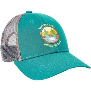 United by Blue Explore More Trucker Hat - Kids'