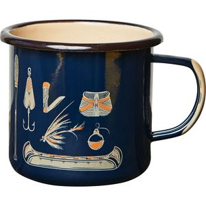 United by Blue Hooked Enamel Mug