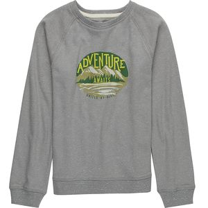 United by Blue Adventure Awaits Pullover Sweatshirt - Girls'