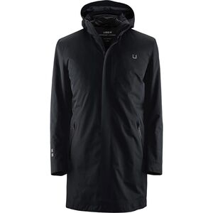 UBR Black Storm Coat II - Men's