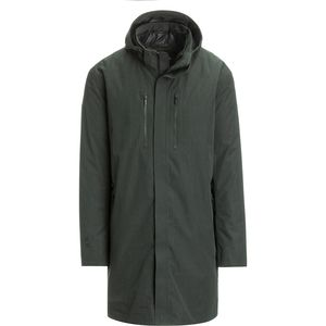 UBR Black Storm Delta Coat - Men's