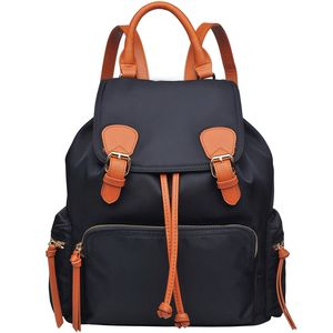 Urban Expressions Top Flap Double Buckle Yoga Backpack
