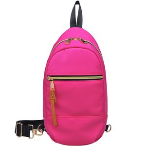 Urban Expressions Yoga Backpack with Side Zip Detail - Women's