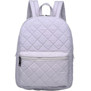 Urban Expressions Yoga Quilted Backpack - Women's