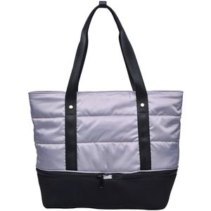 Urban Expressions Puff Yoga Tote