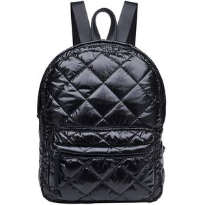 Urban Expressions Quilted Yoga Backpack