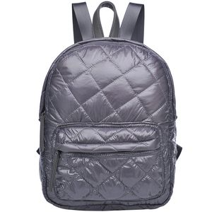 Urban Expressions Quilted Yoga Backpack - Women's