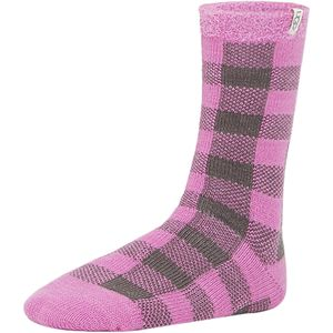 UGG Vanna Check Fleece Lined Sock - Women's