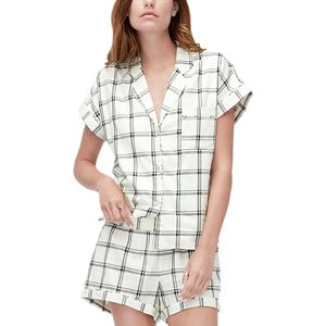 UGG Amelia Woven Plaid Pajama Set - Women's