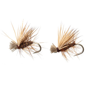 Umpqua Elk Hair Caddis - 2-Pack
