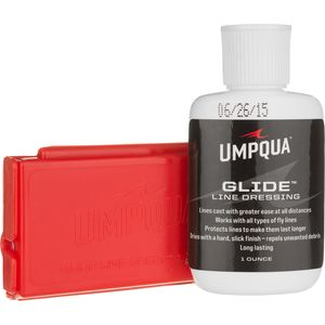 Umpqua Glide Line Dressing with Applicator Box