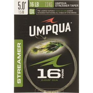 Umpqua Streamer Taper 5-Foot Leader