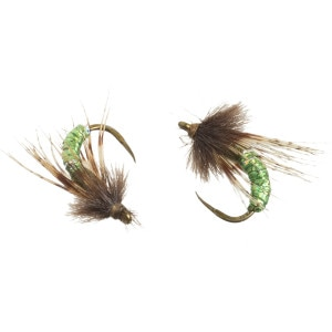 Umpqua Barr's Graphic Caddis - 2-Pack