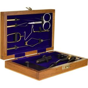 Umpqua Tool Kit with Wood Case