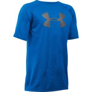 Under Armour Big Logo Short-Sleeve T-Shirt - Boys'