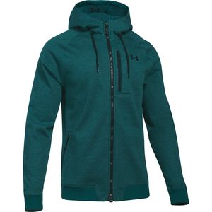Under Armour Coldgear Infrared Dobson Hooded Softshell Jacket - Men's