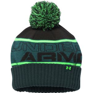 Under Armour ColdGear Pom Beanie - Kids'
