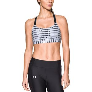 Under Armour Eclipse Mid Printed Sports Bra - Women's