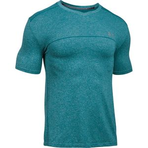 Under Armour Run Seamless V-Neck T-Shirt - Men's