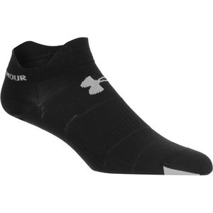 Under Armour Run Lite No Show Double Tab Sock