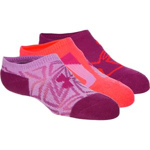 Under Armour UA Next 2.0 Solo Sock - 3 Pack - Girls'